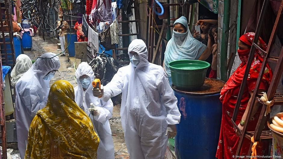 Carry out 'surgical strike' on coronavirus: Bombay HC to Centre