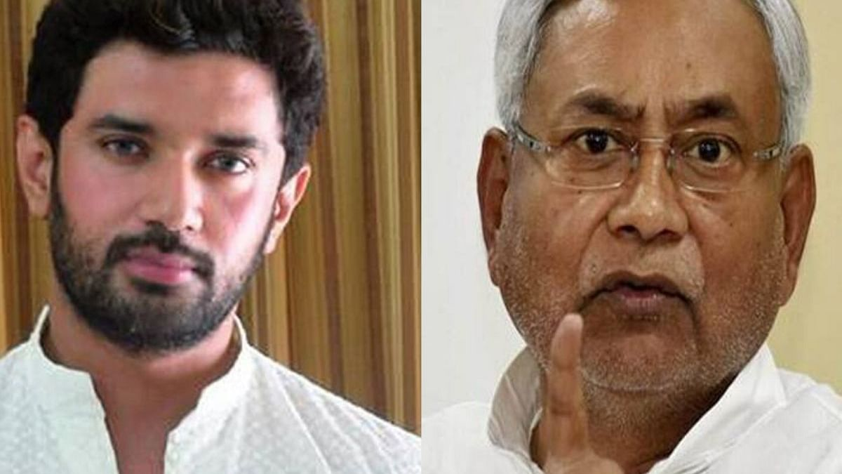Nitish insulted my father, worked against LJP candidates in 2019 LS polls: Chirag Paswan