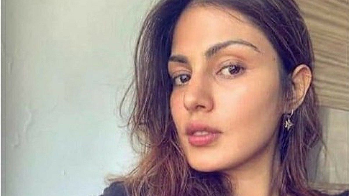 Actor Rhea Chakraborty threat case: FIR against two Instagram users