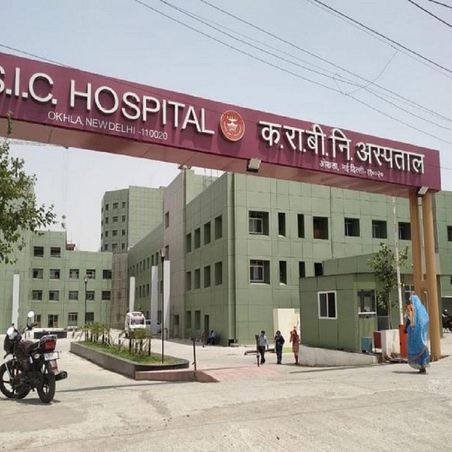 Centre-run ESIC Hospital in Delhi denies PPE to ICU staff, 4 test positive
