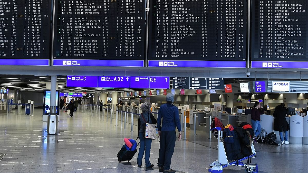 SOS from Indian expat stuck at Frankfurt airport for 3 days