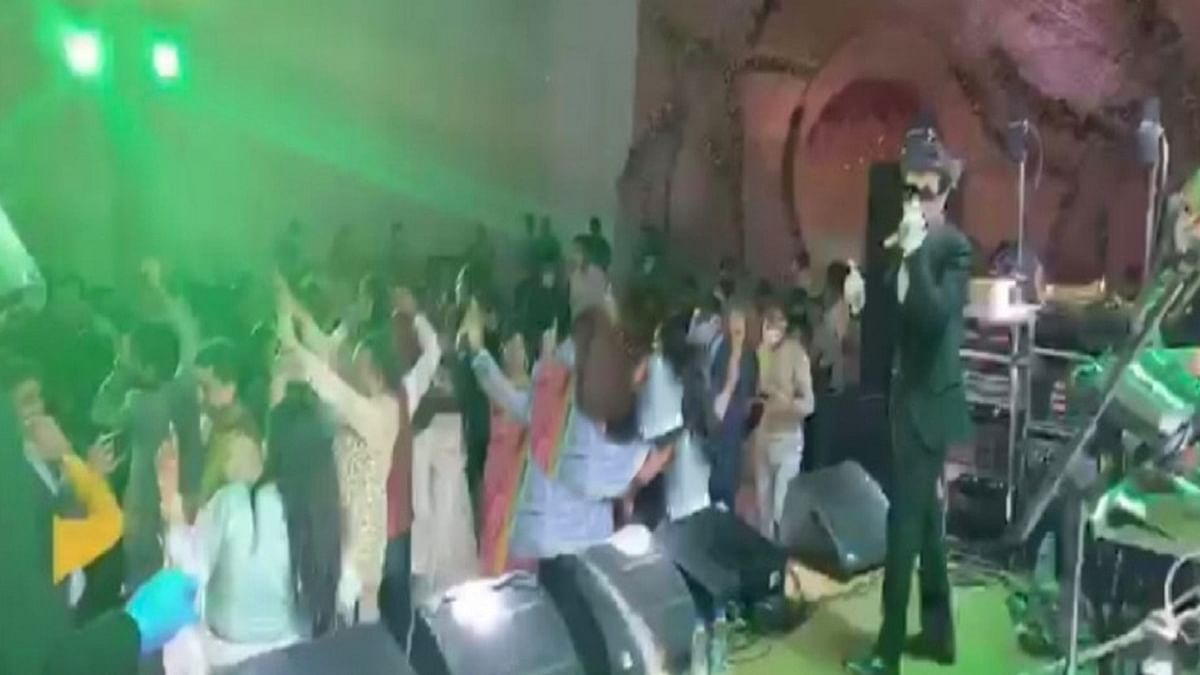 Guru Randhawa: It was good to perform after almost 3 months
