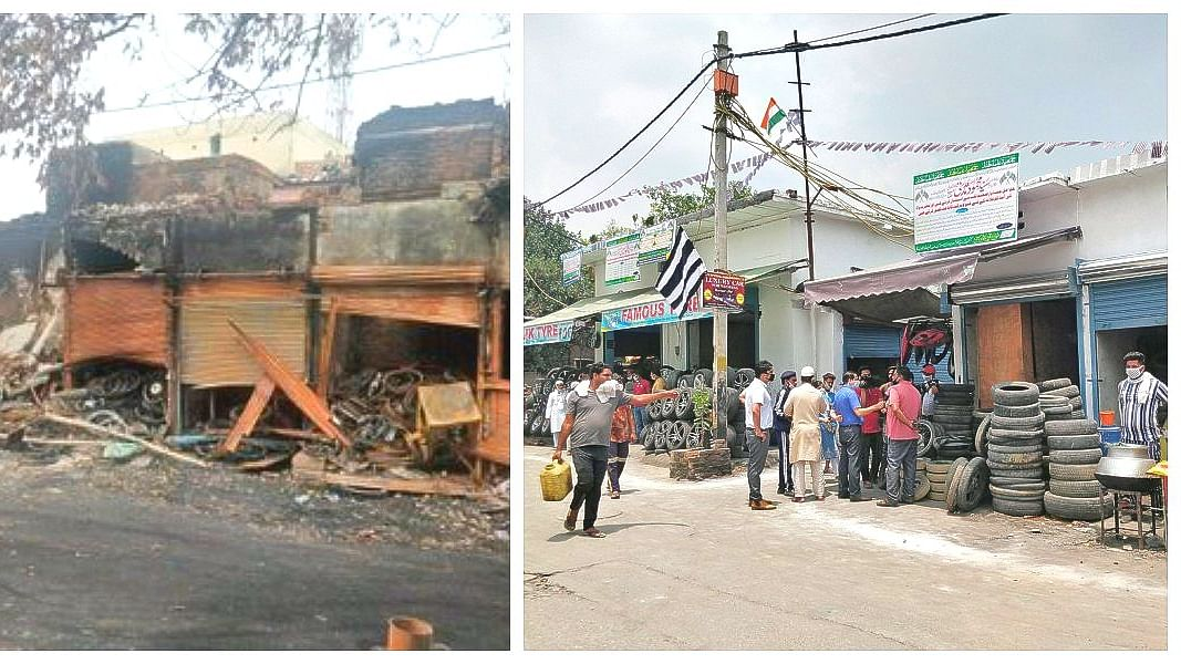 Delhi riots: AAP govt missing in action as Gokulpuri Tyre Market, mosque spring back to life