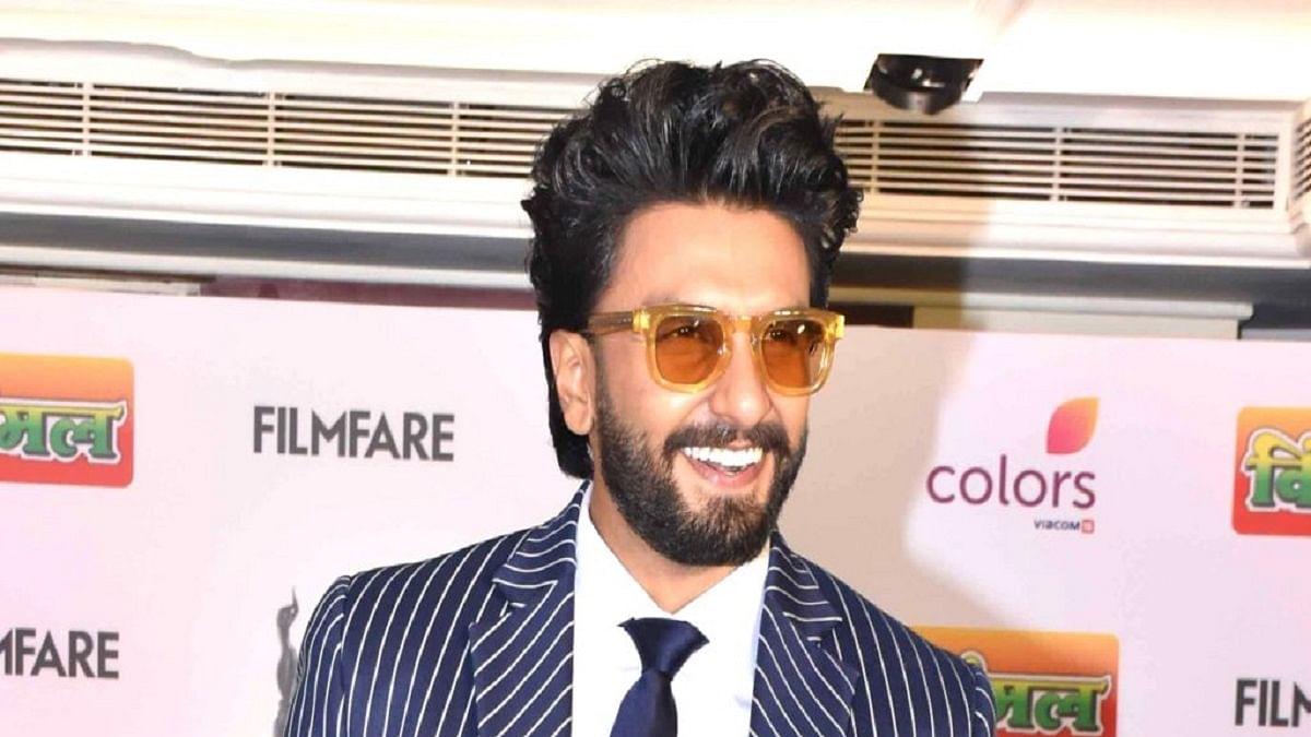 Bollywood actor Ranveer Singh (Photo Courtesy: IANS)