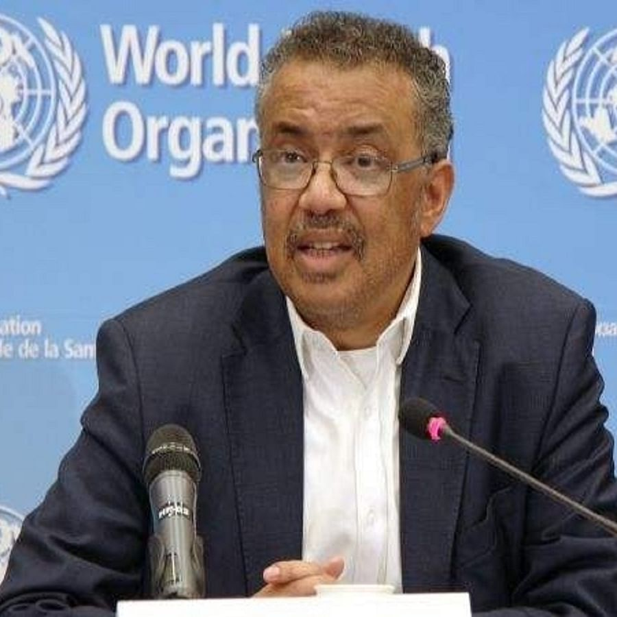 WHO Director-General Tedros Adhanom Ghebreyesus (Photo Courtesy: IANS)