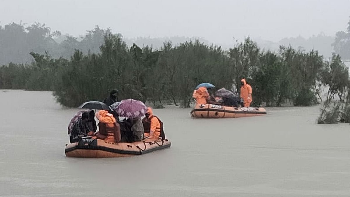Assam floods claim five more lives, 25 lakh people still in distress