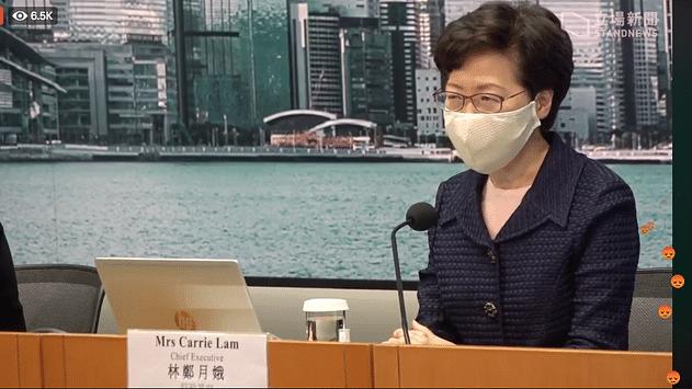 Hong Kong govt postpones elections by a year, citing coronavirus