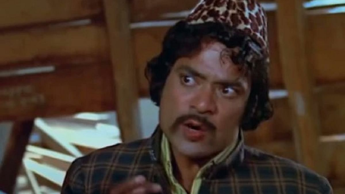 Jagdeep gone, why was he known only for Soorma Bhopali? Javed Akhtar who wrote the character, speaks