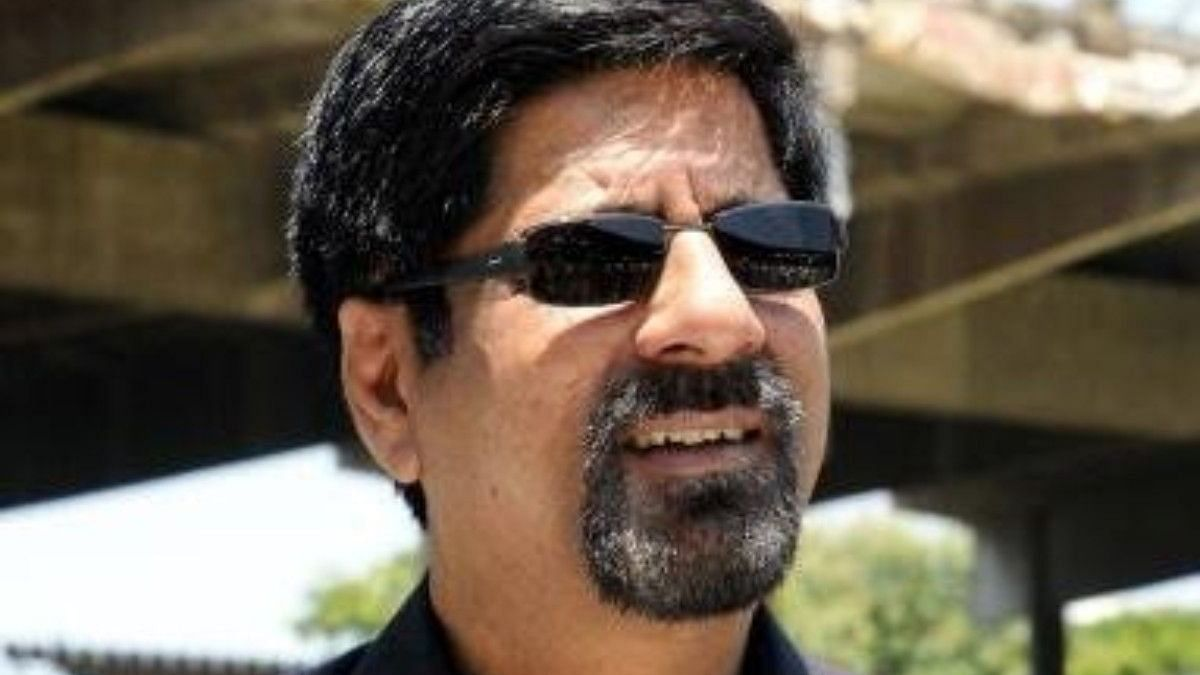 Wish of Gavaskar became a reality in the Madras Test: Srikkanth