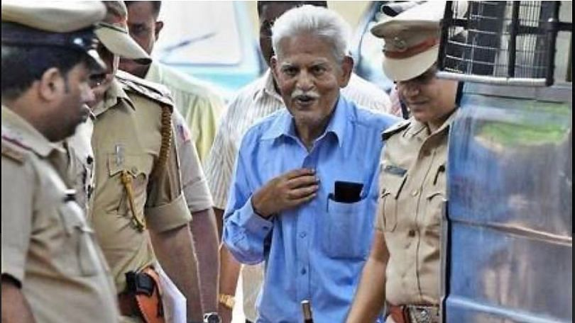 Bombay HC asks NIA, Maharashtra govt if Varavara Rao's family can see him