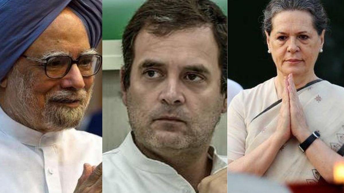 Sonia Gandhi, Rahul Gandhi & Manmohan Singh pay tributes to PV Narasimha Rao as centenary celebrations begin
