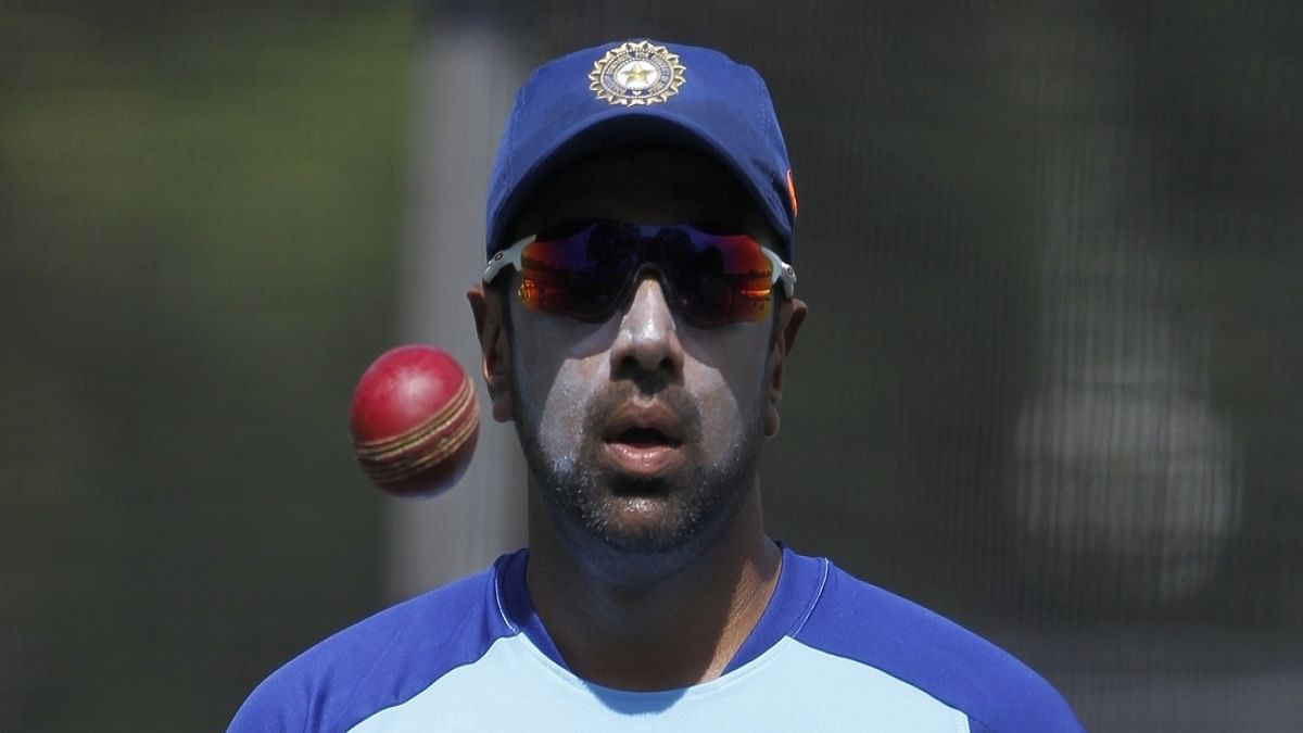 India spinner Ravichandran Ashwin (Photo Courtesy: IANS)