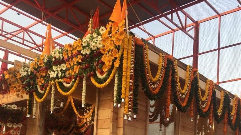 Ayodhya put on high alert following terror threat