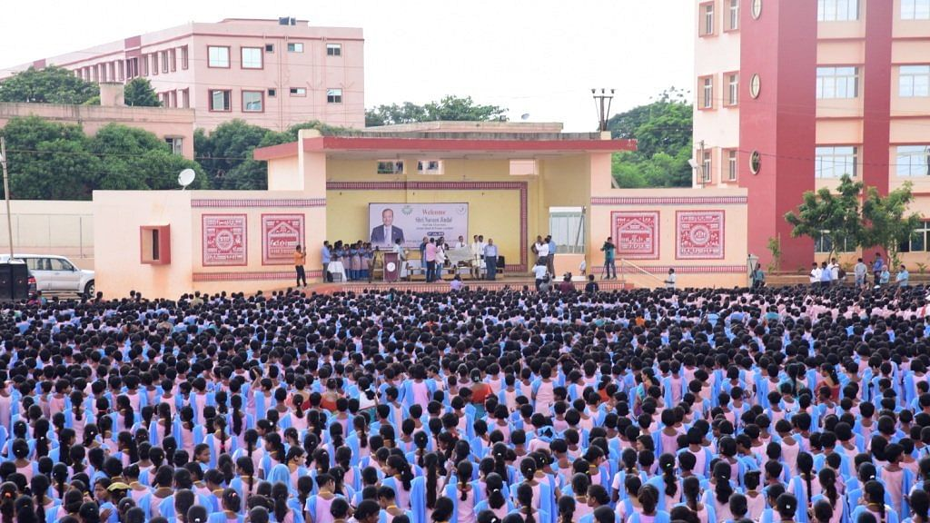 Kalinga Institute of Social Sciences (Photo courtesy- Twitter) (File Photo)