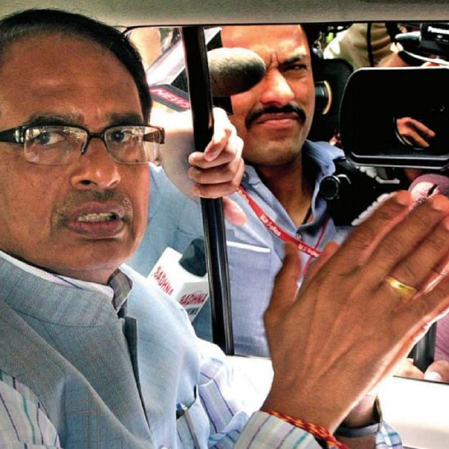 Shivraj Singh Chouhan needed 110 days to put ministry in place but his tight-rope walk continues