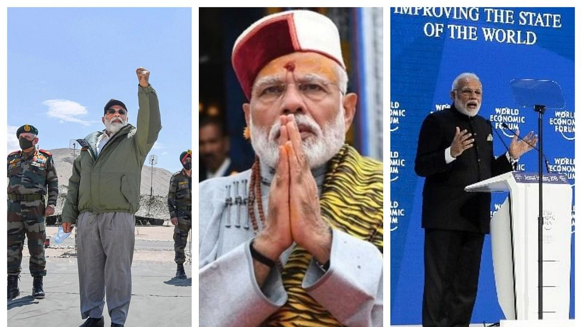 What is PM Modi good at beyond speeches and announcements?