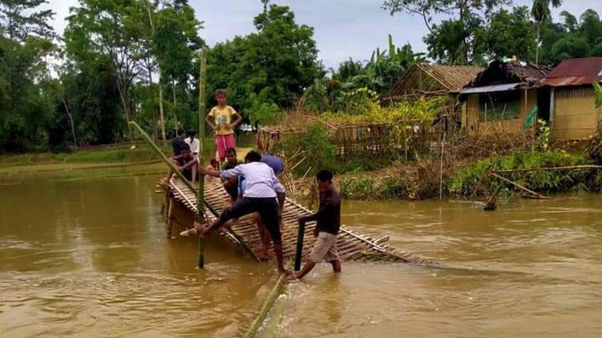 LIVE News Updates: Floods, landslides claim 33 lives in Assam so far; 15 lakh people affected