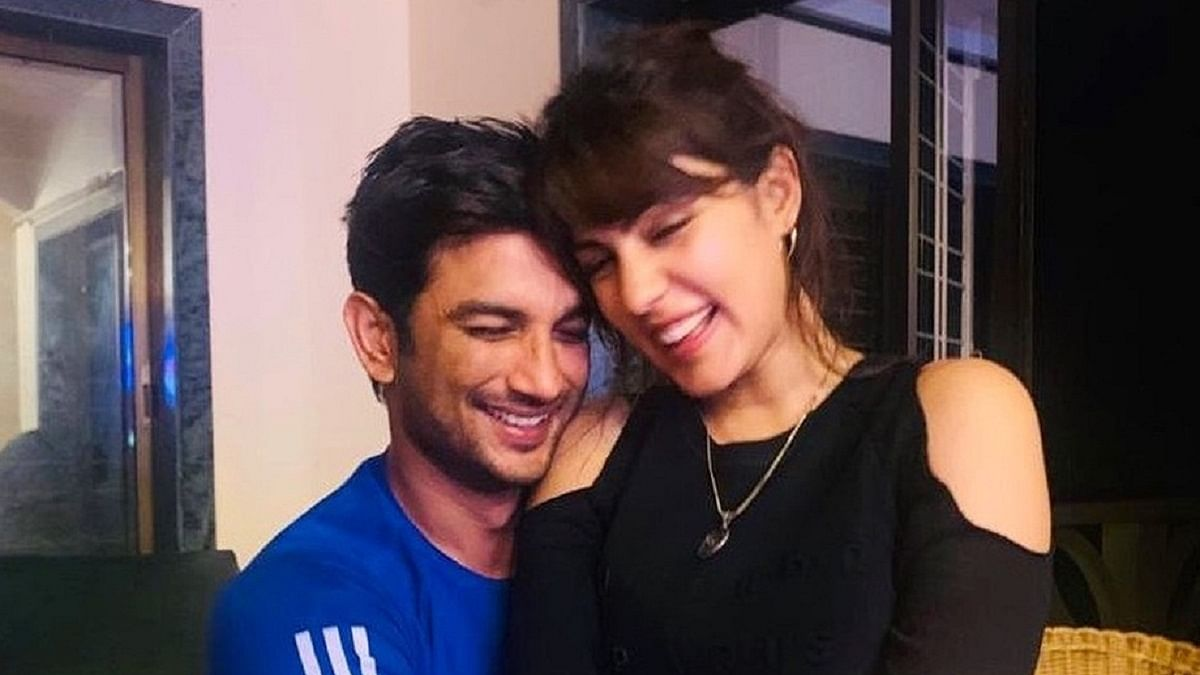 Sushant's 'girlfriend' Rhea Chakraborty requests Amit Shah for CBI probe