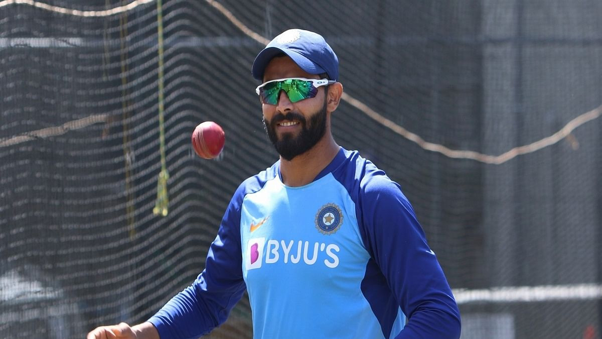 All-rounder Ravindra Jadeja (Photo Courtesy: IANS)