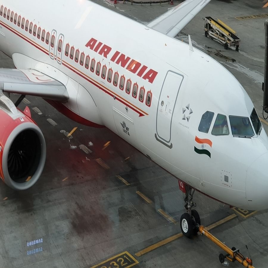 Air India (Photo Courtesy: IANS)