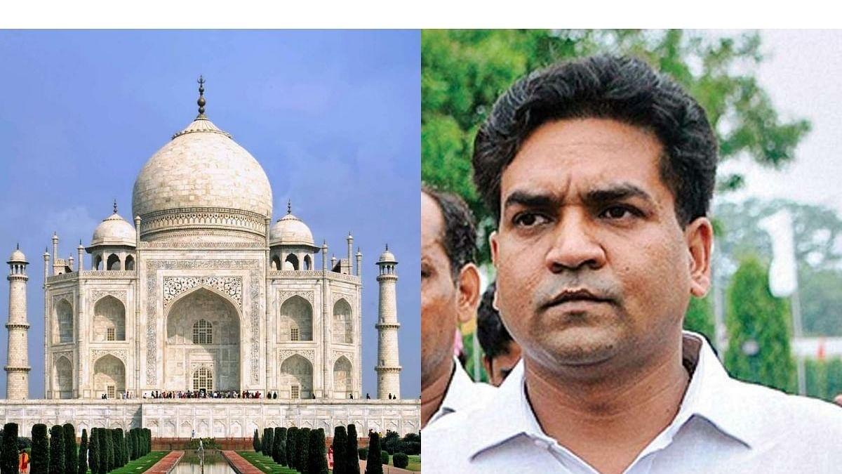 Now BJP leader Kapil Mishra says Taj Mahal is a Hindu temple, gets trolled on Twitter