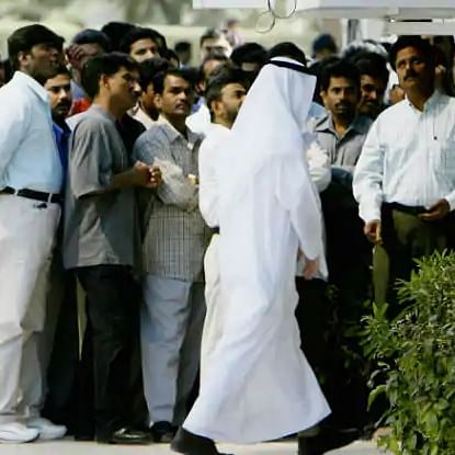 800,000 Indians could be forced to leave Kuwait: Report