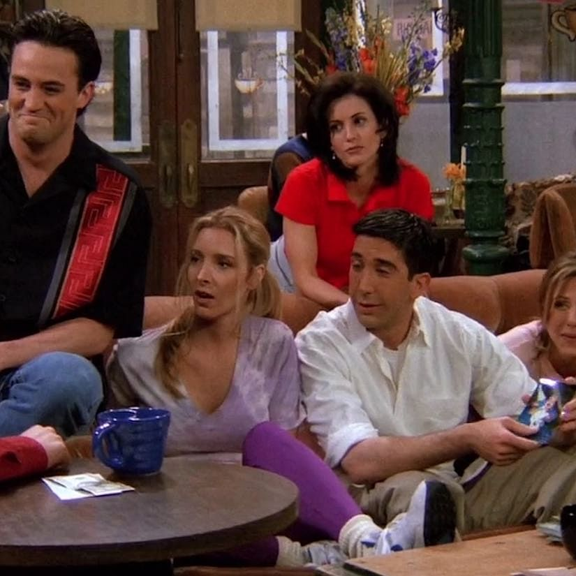 Screen grab of a popular show in the 2000s 'Friends' (Photo courtesy: IMDb/Warner Bros
