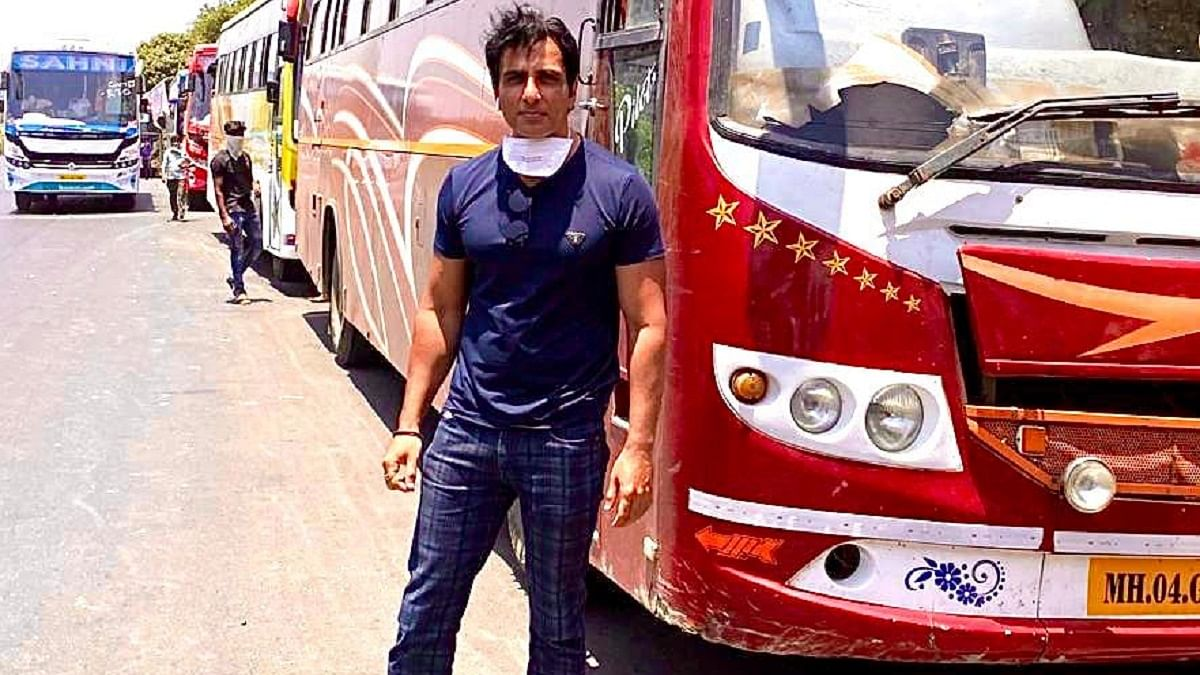 I migrated to Mumbai to be an actor so one day I could help these migrants, says Sonu Sood
