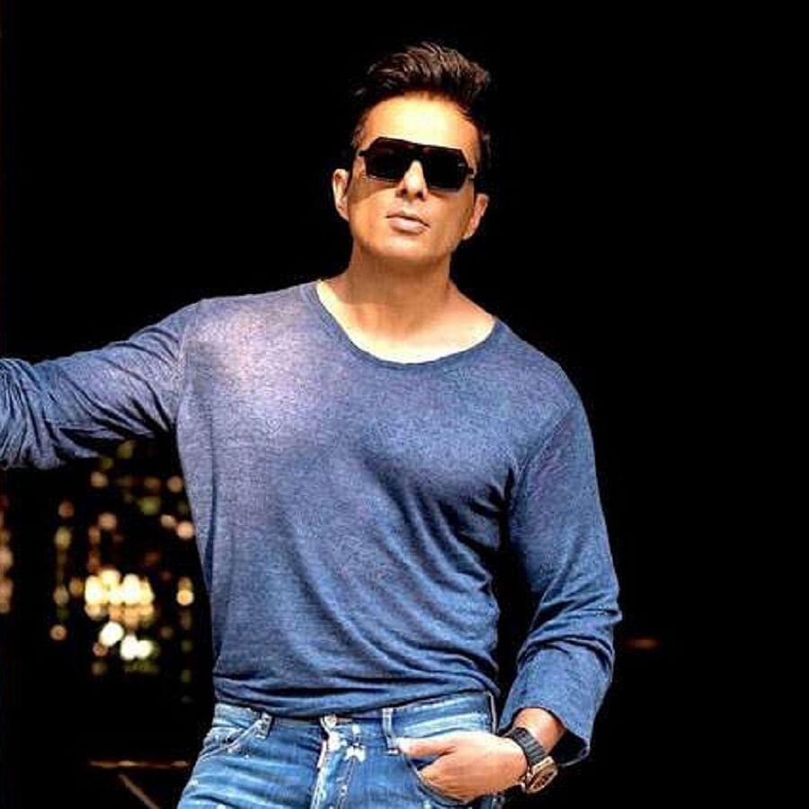 Bollywood actor Sonu Sood (Photo Courtesy: Twitter/@rasathvika)
