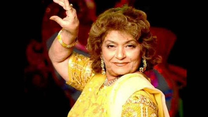 "Although film industry disrespected Saroj Khan, she said, ""I'll choreograph till the end of my life"""
