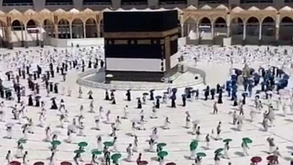 Very different, symbolic Hajj in Saudi Arabia amid virus