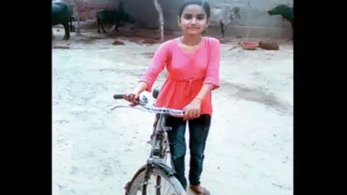 Madhya Pradesh's girl who cycles 24-km to school daily, scores 98.5% in 10th board exams