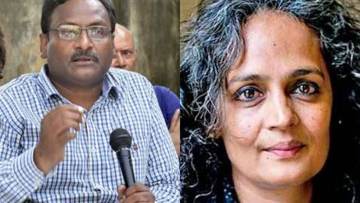 'Things can't go on like this'- author, activist Arundhati Roy writes to jailed friend prof Saibaba