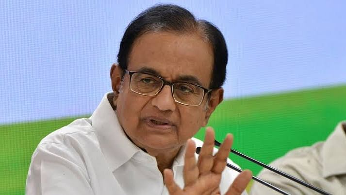 Chidambaram: By law, Rajasthan Guv has to adhere to state govt's advice, has no discretion at all