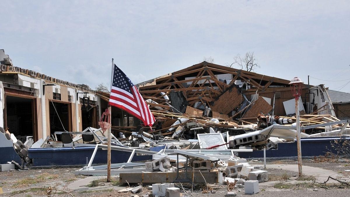 Hurricane Hanna makes landfall in Texas