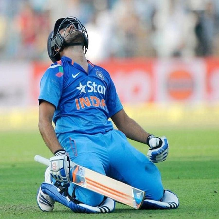 India white-ball vice-captain Rohit Sharma (Photo Courtesy: IANS)