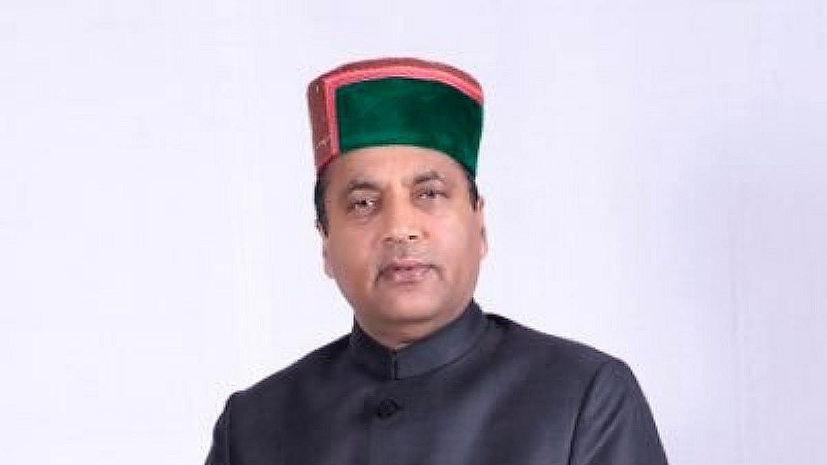 HP CM Jai Ram Thakur, 40 staff members home quarantined after officer, visitors test positive for COVID-19