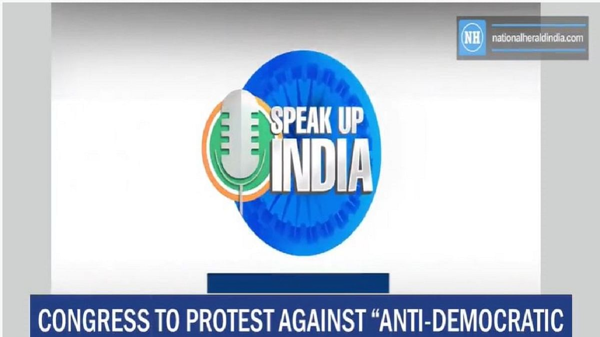 "Congress to protest against ""anti-democratic and anti-constitutional actions"" by BJP"
