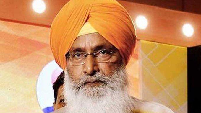 Badals suffer setback as dissident Akali leaders elect Dhindsa as president of Shiromani Akali Dal (SAD)