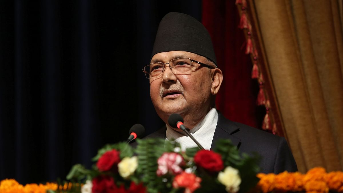 Real Ayodhya in Nepal, Lord Ram was Nepali, says PM Oli; saints & seers in UP annoyed
