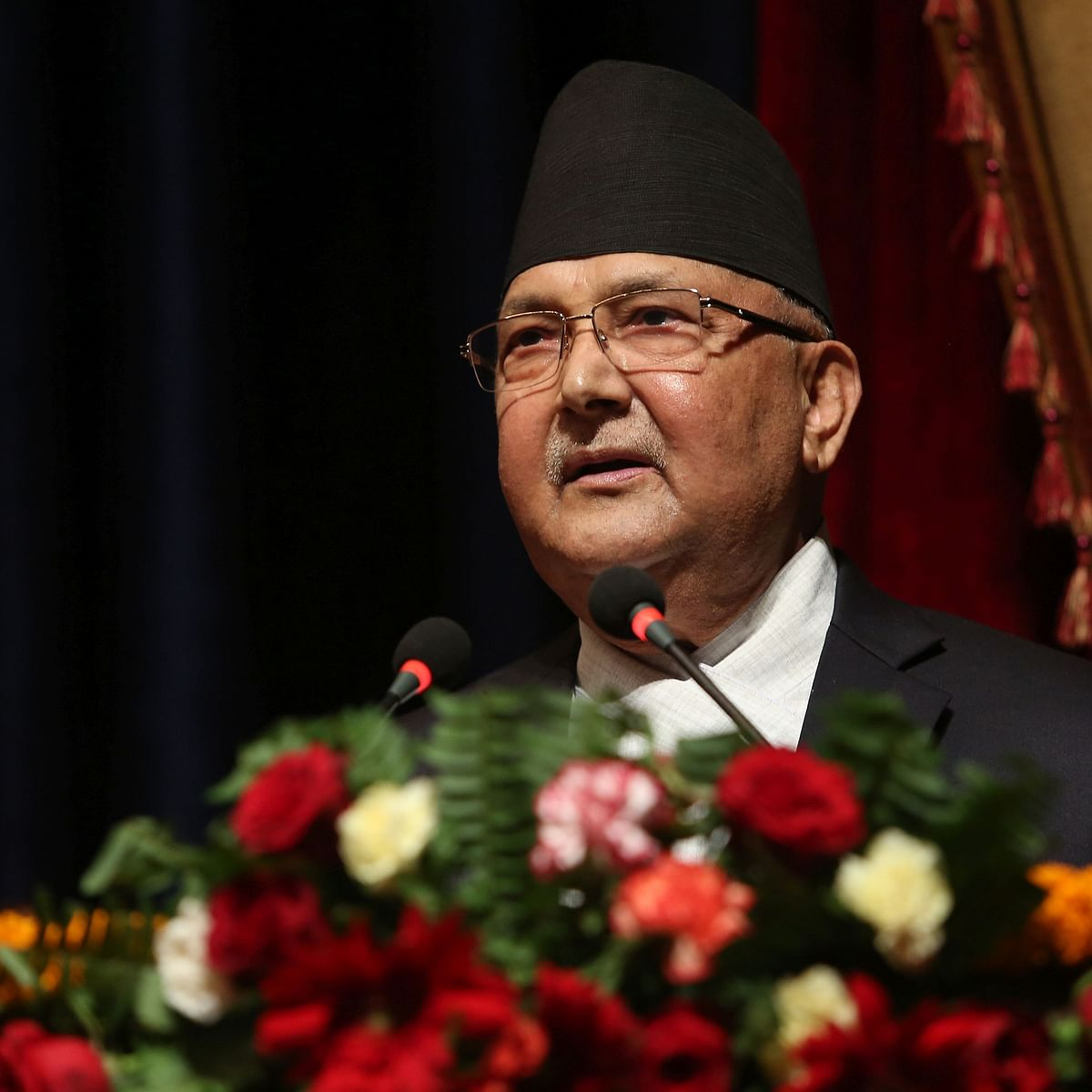 Nepal's  PM KP Sharma Oli (File-IANS Photo)