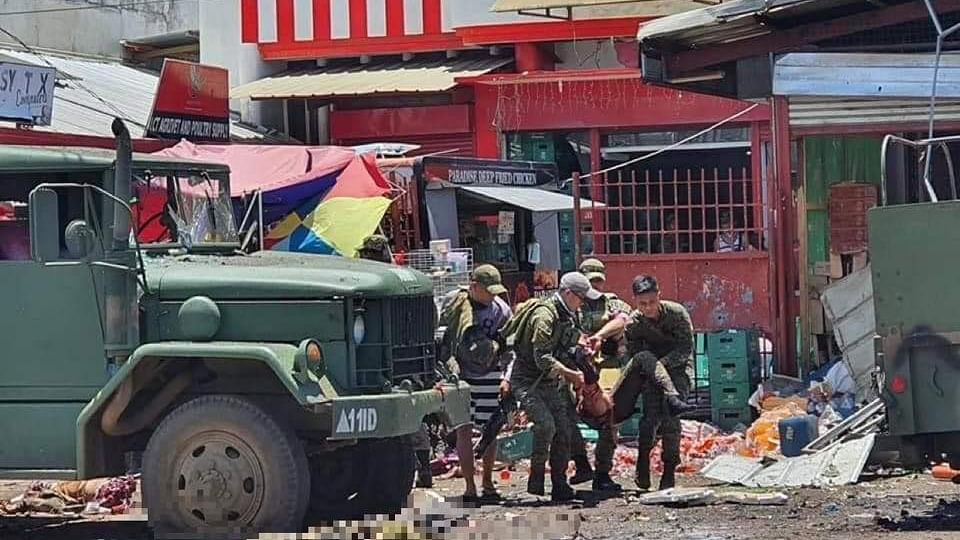 At least 11 killed in bomb attacks in southern Philippines