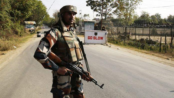 The bifurcation of Jammu and Kashmir state: A huge step backward
