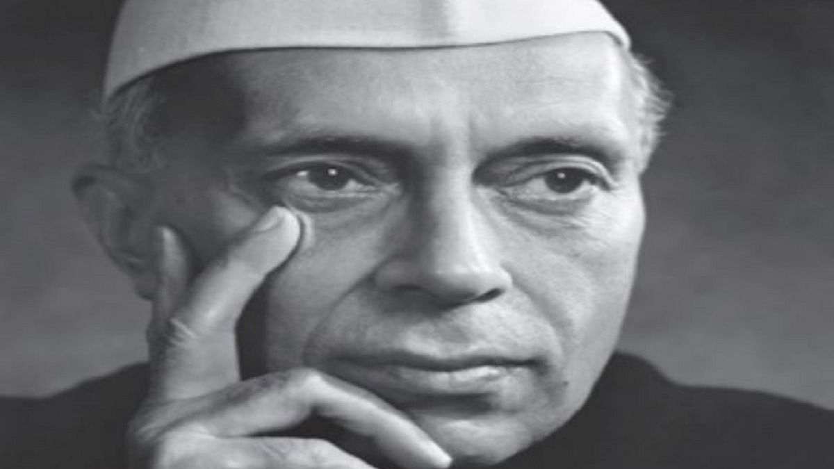 Yardstick to judge a human being: is he a builder or a destroyer ?: Nehru at BHU