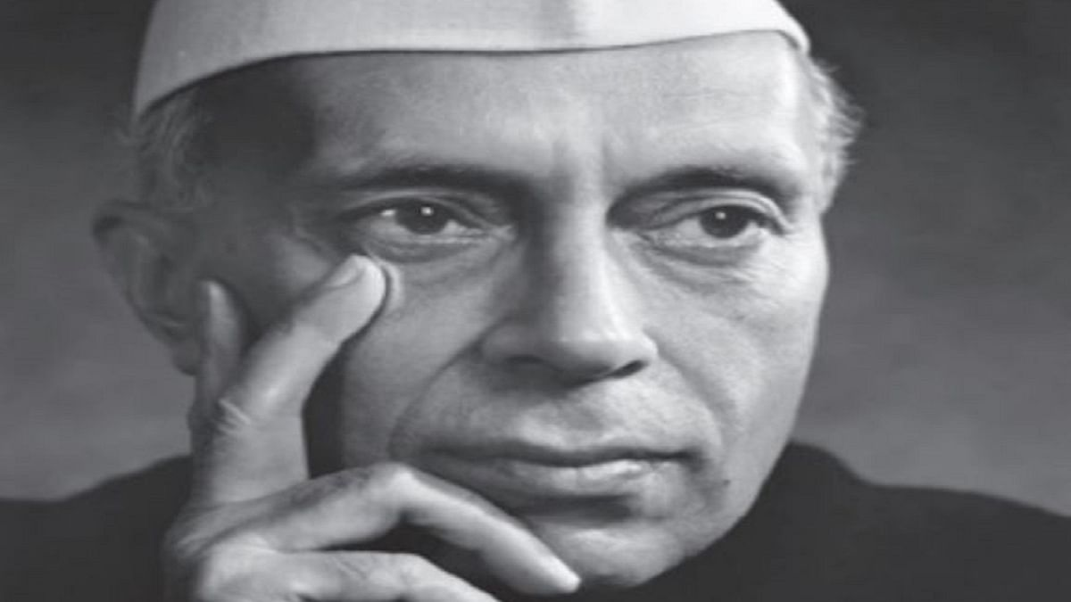 Nehru's Word: A leader does not create a mass movement out of nothing