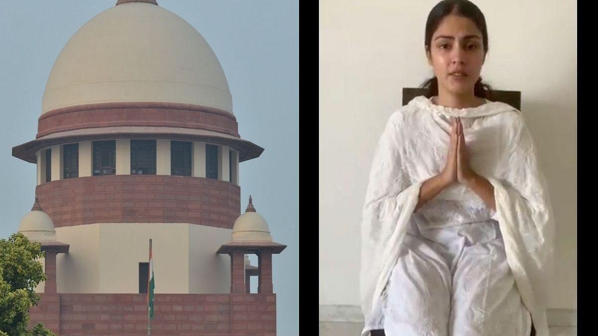 Sushant Singh Rajput: SC reserves verdict in Rhea Chakraborty's plea to transfer investigation to Mumbai
