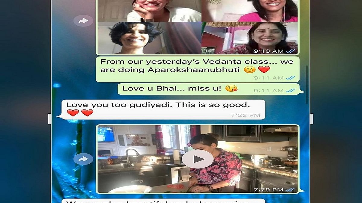 Sushant's sister shares screenshot of her May 22 chat with late actor