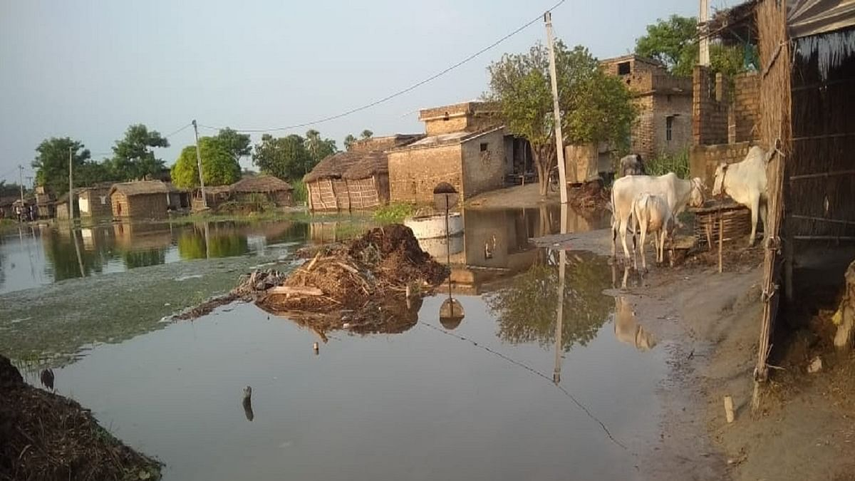 Flood situation in Bihar remains grave