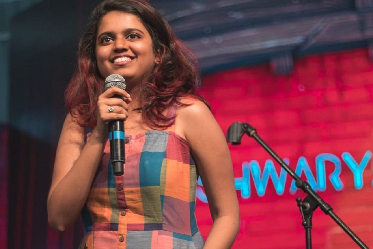 Aishwarya Mohanraj: In comedy, there's a lot of scrutiny, everyone gets offended about 10 different things