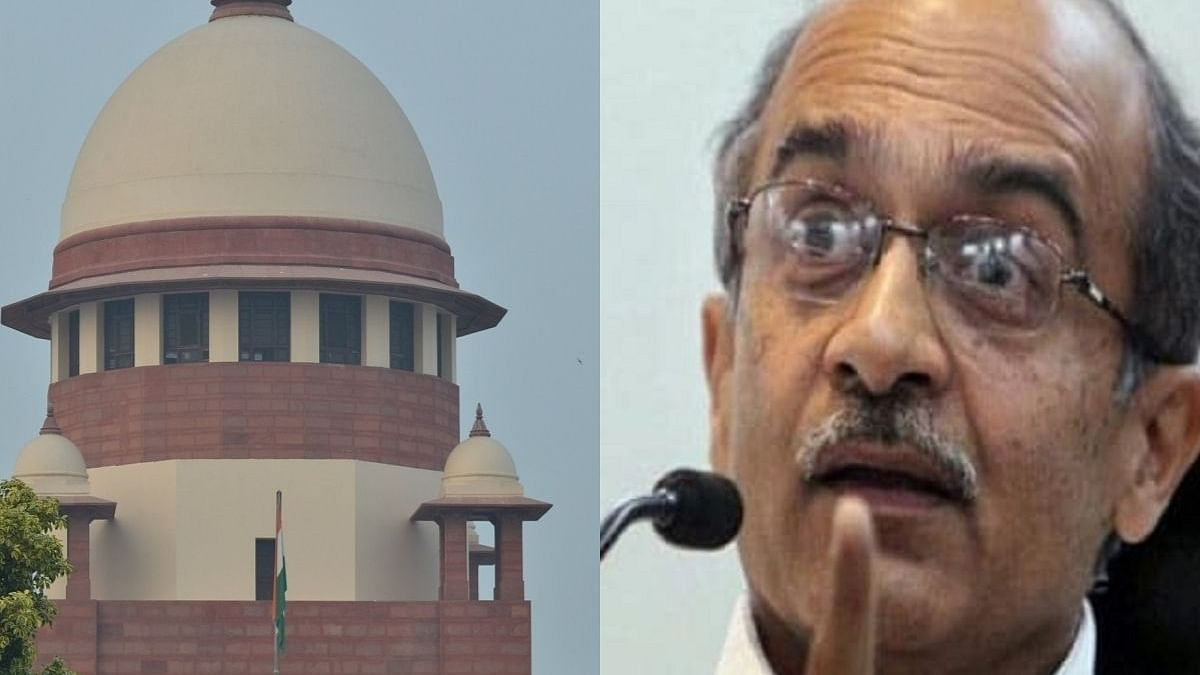 Contempt case against Prashant Bhushan for posting tweets: SC reserves verdict